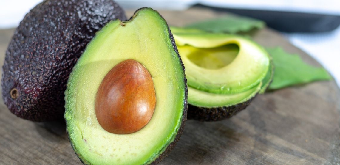 Avocados are great for healthy bowel movement.